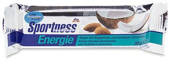 Sportness Energie Riegel Kokos-Mandel