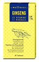 the wellness co. ginseng Tabletten