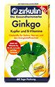 zirkulin Ginkgo-Tabletten
