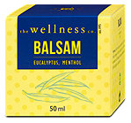 the wellness co. eucalyptus menthol Balsam