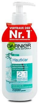 Garnier Hautklar Reinigungs- & Abschmink-Gel