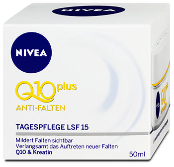 Nivea Q10 plus Anti-Falten Tagespflege LSF 15