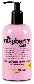 treaclemoon the raspberry kiss Liebesgeflüster Körpermilch