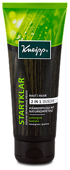 Kneipp Men 2in1 Dusche Startklar