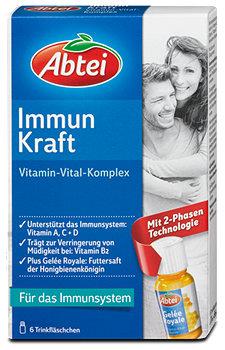 Abtei Immun Kraft Vitamin-Vital-Komplex Trinkfläschchen