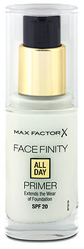 Max Factor Face Finity All Day Primer Grundierung