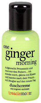 treaclemoon dusche ginger morning Duschcreme