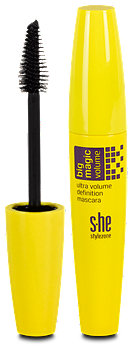 s.he stylezone ultra volume definition Mascara