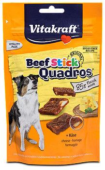Vitakraft Beef Stick Quadros Käse