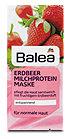 Balea Erdbeer Milchprotein Maske