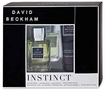David Beckham Instinct Duftset 2in1 Duschgel & EdT