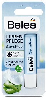 Balea Lippenpflege Sensitive