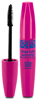 s.he stylezone false lash wonder waterproof Mascara