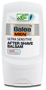 Balea MEN Ultra Sensitive After Shave Balsam
