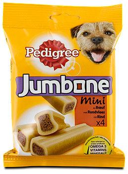 Pedigree Jumbone Mini Rind Hundesnack