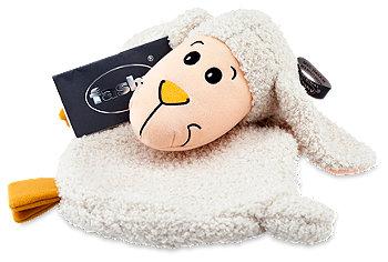 fashy Wärmeflasche mit Schafbezug
