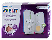 Avent Babyphone Smart ECO SCD 501