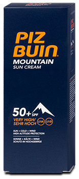 Piz Buin Mountain Sonnencreme LSF 50+