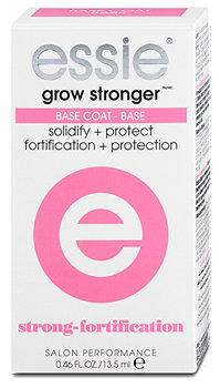 essie grow stronger Unterlack