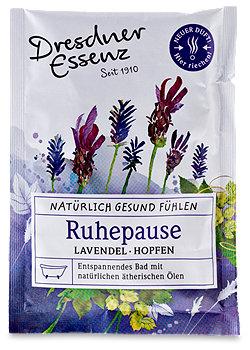 Dresdner Essenz  Ruhepause Lavendel Hopfen Bad