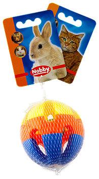Nobby Ball mit Glocke