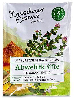 Dresdner Essenz Abwehrkräfte Thymian Honig Bad