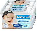 babylove Sicherheits-Wattestäbchen