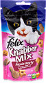 felix Knabber Mix Katzensnack Picnic Party