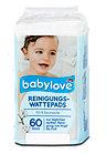 babylove Reinigungs-Wattepads