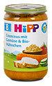 Hipp Menü Couscous mit Gemüse und Bio-Hühnchen