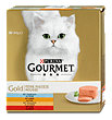 Gourmet Gold Katzenfutter Feine Pastete