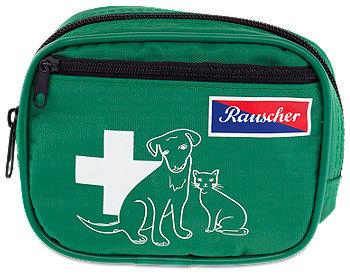 Rauscher Haustier Verbandtasche sort.