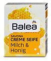 Balea Savona Creme Seife Milch & Honig