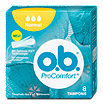 o.b. ProComfort Tampons Normal Pocket Pack