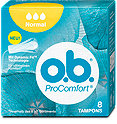 o.b. ProComfort Normal Pocket Pack Tampons