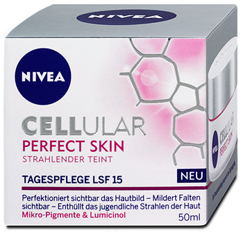 Nivea Cellular Perfect Skin Tagespflege Creme