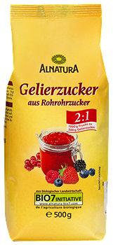 Alnatura Gelierzucker