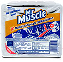Mr Muscle brillo multifunktionale Seifenkissen