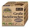 If you care Große Backförmchen