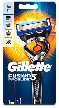 Gillette ProGlide Flexball Rasierer