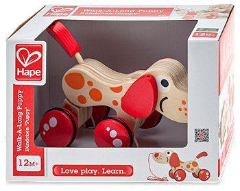 """Hape Hündchen """"Puppy"""" Nachzieh-Spielzeug"""