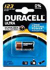 Duracell Ultra Lithium Batterie Duralock 123
