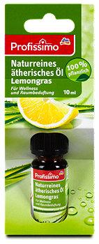 Profissimo Duftöl naturreines ätherisches Öl Lemongras