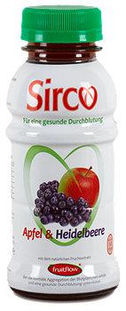 Sirco Multifruchtsaft Apfel & Heidelbeere