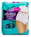 always discreet Pants plus bei Inkontinenz M
