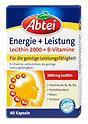 Abtei Energie + Leistung Lecithin 2000 + B-Vitamine Kapseln