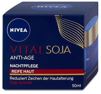 Nivea Vital Soja Anti-Age Nachtpflege Creme