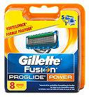Gillette Fusion ProGlide Power Rasierklingen Vorteilspack