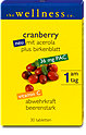 the wellness co. cranberry Tabletten