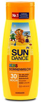 SUNDANCE Kids Sonnenmilch LSF 30
